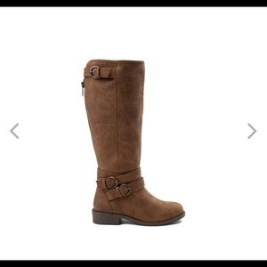 Steve Madden Tall Riding Boots size 3